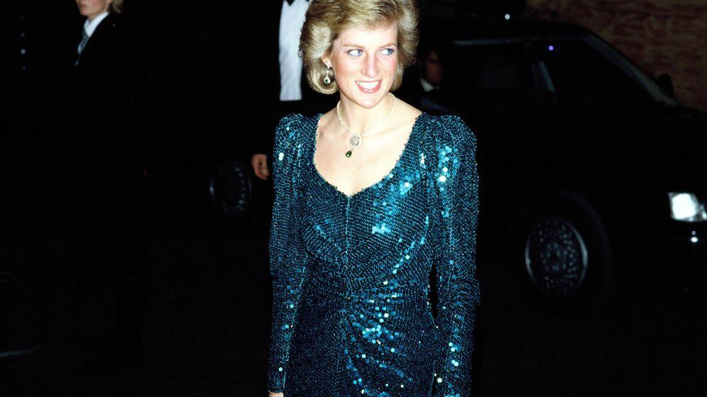 Foto: La princesa Diana, en una imagen de 1989. (Getty)