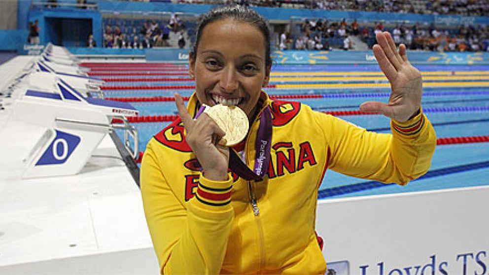 Londres 2012 deja el legado de las 22 medallas de Teresa Perales y siete oros