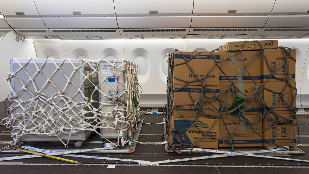 Airbus trabaja con 20 aerolíneas para convertir aviones de pasajeros a carga