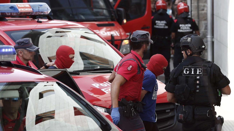 Prisión para el padre y libertad para los hijos detenidos en el crimen de Cáseda