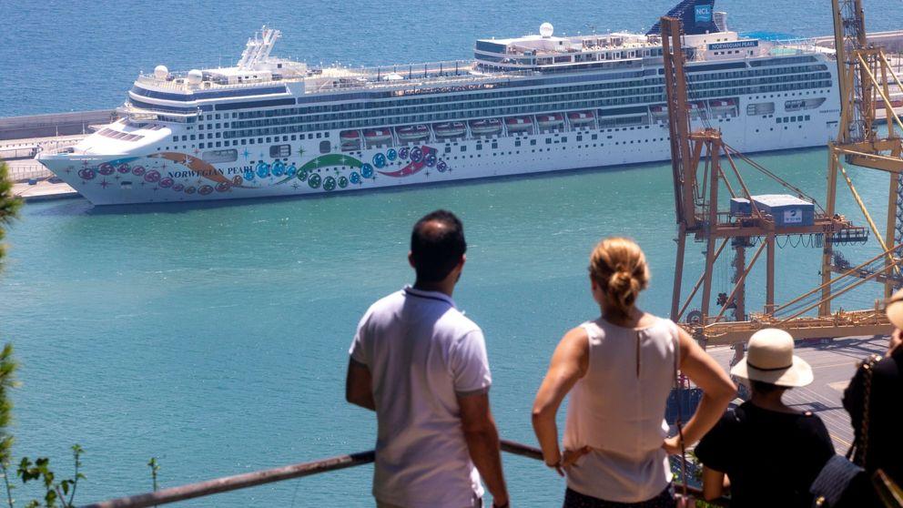 Prohibida la entrada en España de cruceros procedentes de cualquier parte del mundo