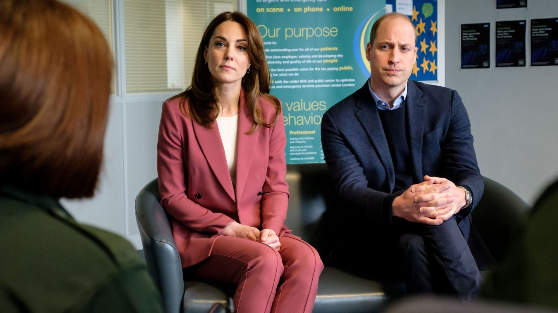 Guillermo y Kate, en una imagen de archivo. (Reuters)