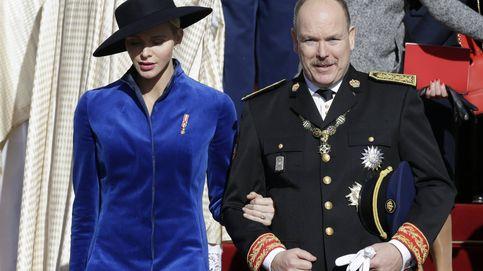 Charlène y la familia Grimaldi celebran el Día Nacional de Mónaco