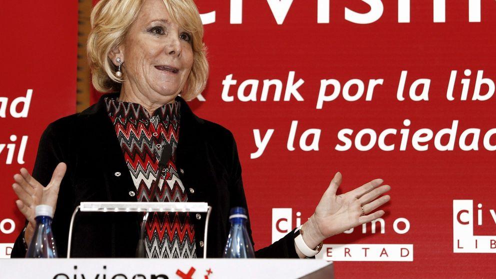 """Aguirre carga contra el """"mangoneo"""" de Arenas en el PP andaluz"""
