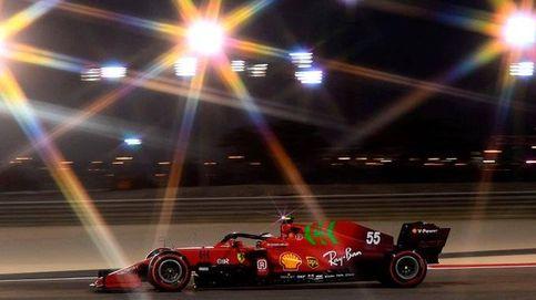 El debut de Carlos Sainz o más vale pájaro en mano que contra los raíles y los rivales