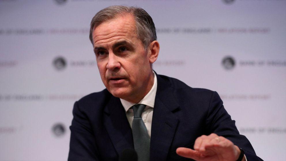 La prórroga del Brexit retrasa la subida de los tipos de interés en Inglaterra