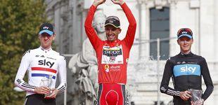 Post de Juanjo Cobo, sanción por dopaje: Froome ganará la Vuelta 2011 cuando lo descalifiquen