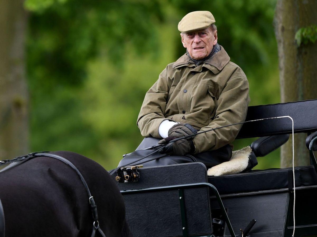 Foto: El duque de Edimburgo. (Reuters)