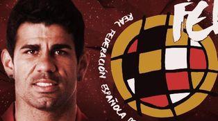 Del Bosque necesita más que nunca del coraje de Diego Costa para reactivar a la Selección