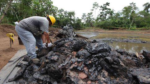 Así es la lucha contra los dos millones de hectáreas contaminadas por Chevron Texaco