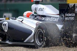 Sauber reconoce su error y no apelará las descalificaciones de Pérez y Kobayashi