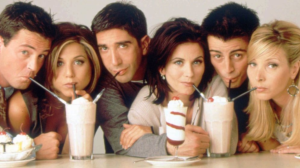 Foto: 'Friends' (NBC).