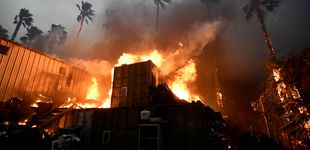 Post de Atascos entre las llamas y rescates en yate: las horas más dramáticas de California