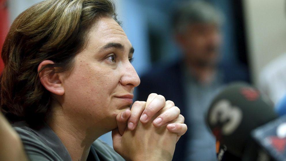 Ada Colau (BComú) descarta adherirse a la hoja de ruta de ERC para la independencia