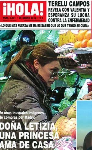 La lista de la compra de la Princesa Letizia en las rebajas de Inditex