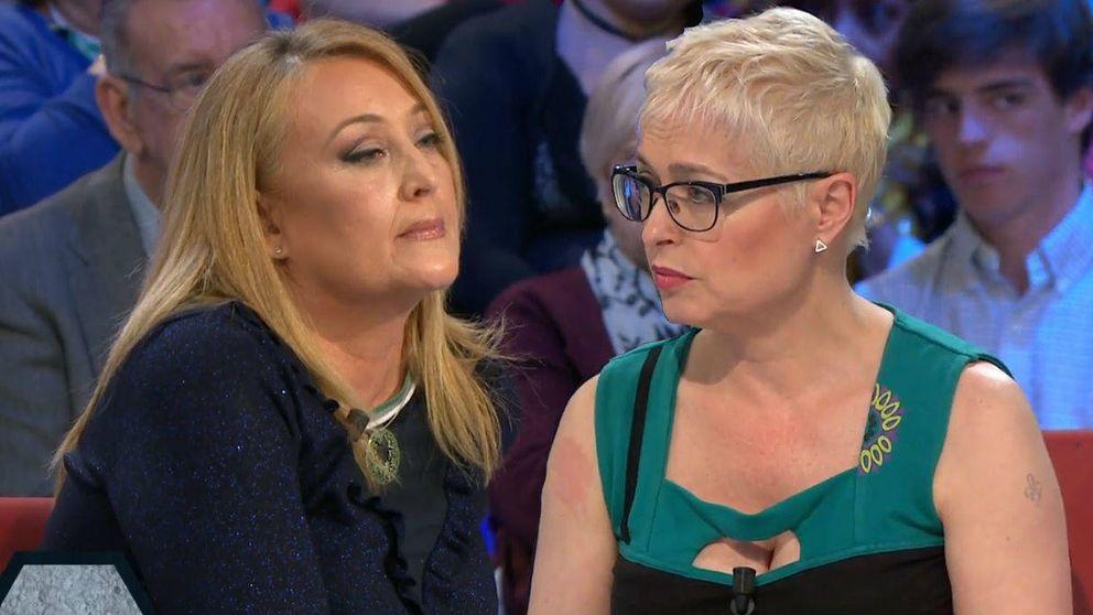 Bronca entre Elisa Beni y Anna Grau en 'La Sexta noche': Feminismo de pija