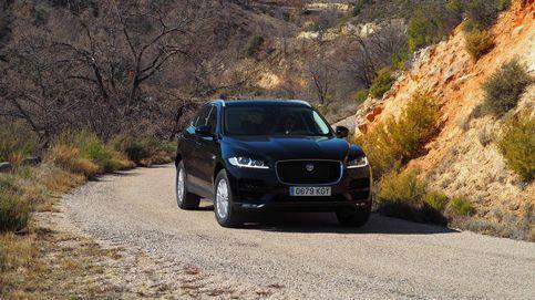 Jaguar se pasa al todocamino