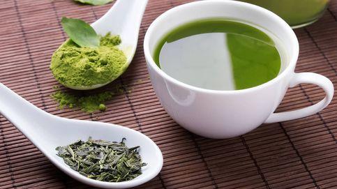 El té verde protege frente a los peligros de la obesidad
