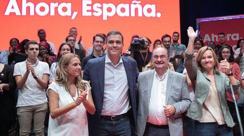Sánchez proyecta a Pilar Alegría como delegada en Aragón sin pactarlo con Lambán