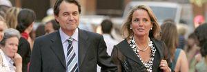La boda de 'perfil bajo' de la hija de Artur Mas