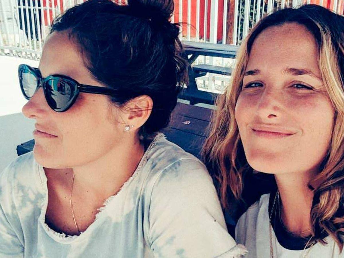 Foto: Ichi y Macarena Aragón. (Redes)