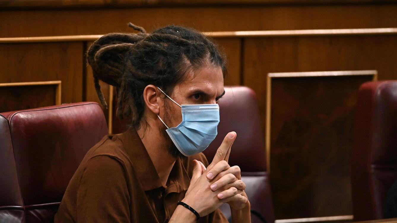 El TS pide al Congreso el suplicatorio para proceder contra Alberto Rodríguez (UP)