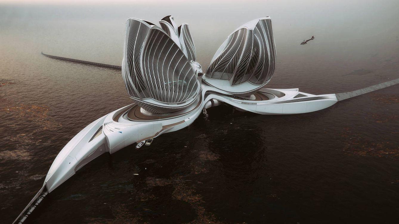 Las ciudades flotantes que cambiarán el mundo y salvarán a la humanidad