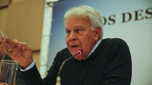 González pide a los catalanes no apuntarse a una aventura ilegal