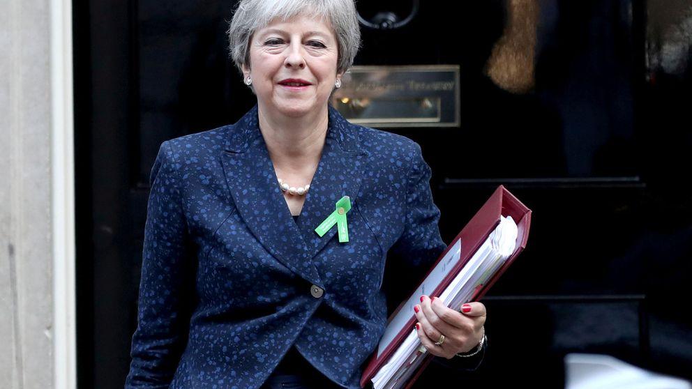 Theresa May ve factible un acuerdo sobre el Brexit pese a las dificultades técnicas