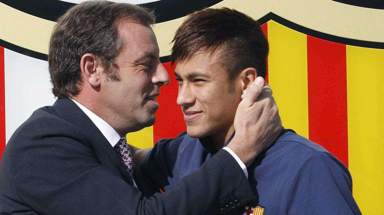 La fiscalía pide admitir a trámite la querella por el fichaje de neymar