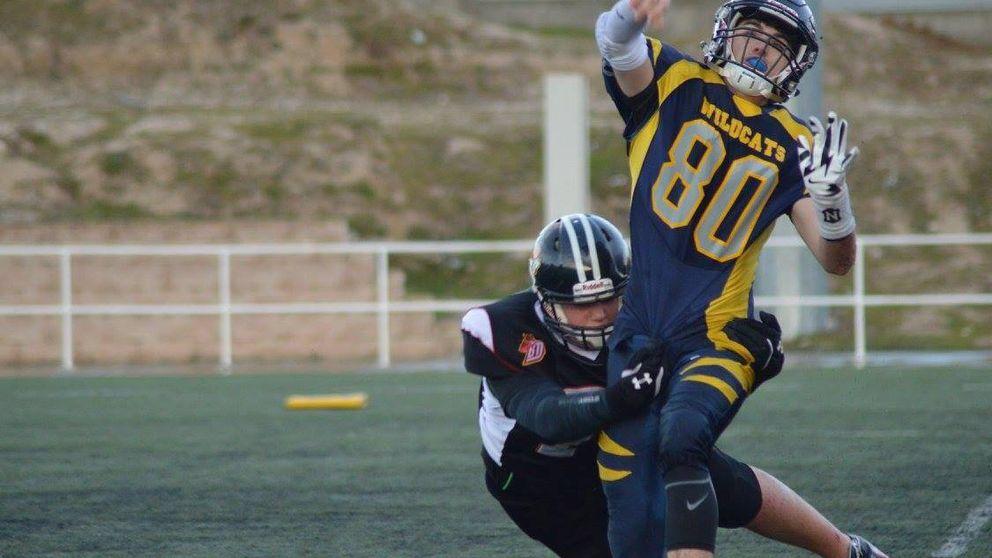 La pequeña odisea de hacer común el fútbol americano en España