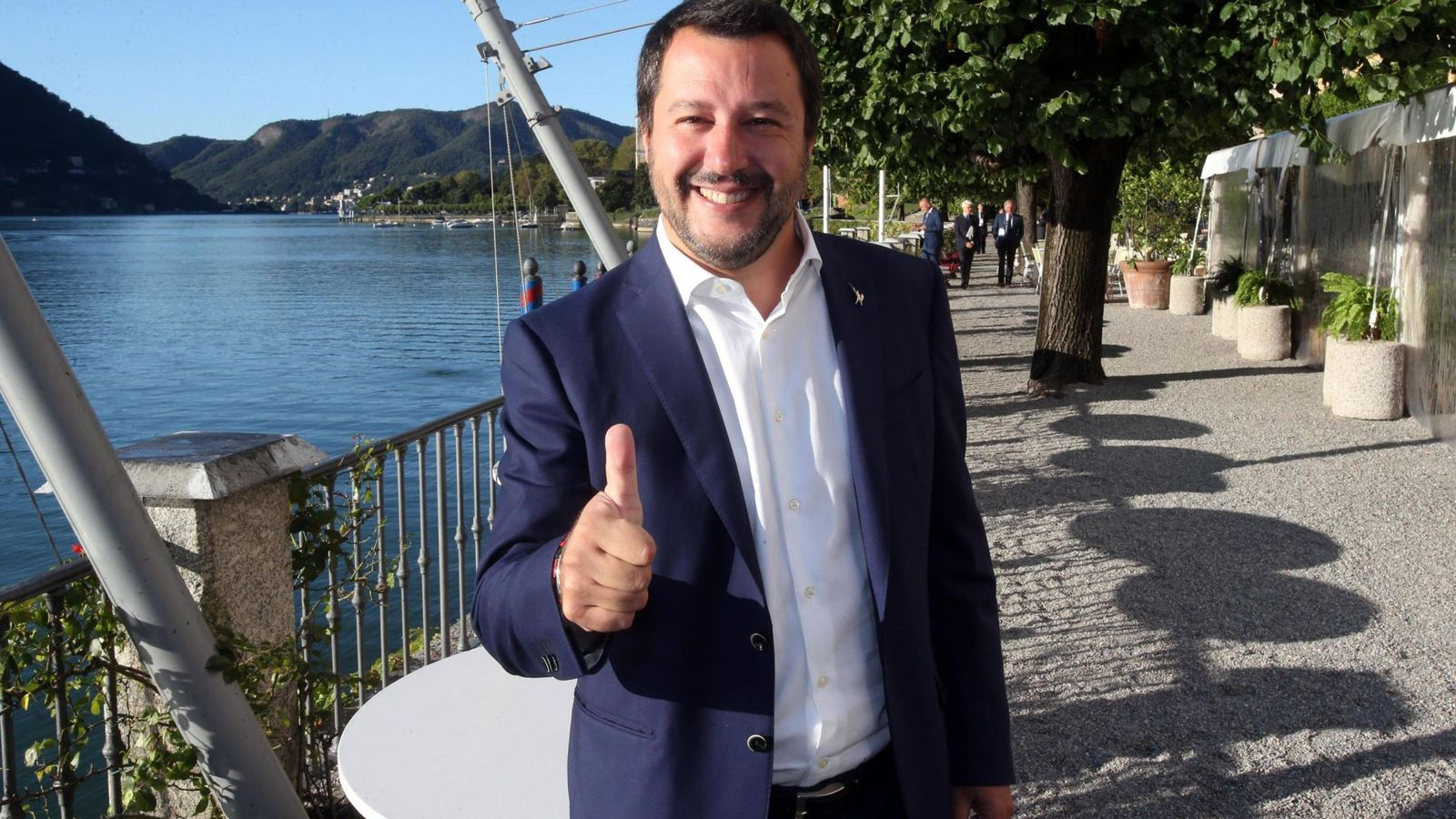 Foto: Matteo Salvini. (EFE)