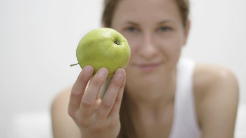 Foto: La manzana puede ser un gran aliado para que no comamos más de la cuenta. (iStock)