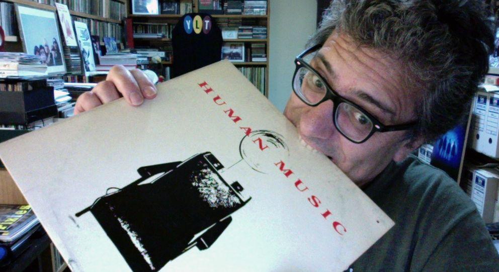 Foto: El periodista musical Ignacio Juliá