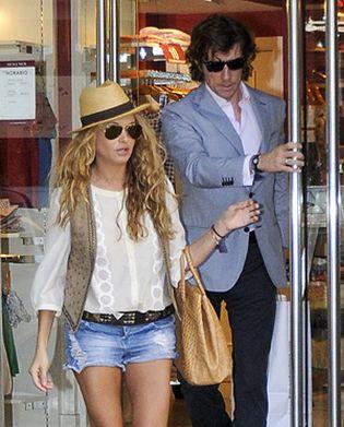 Foto: Colate inicia los trámites para divorciarse de Paulina