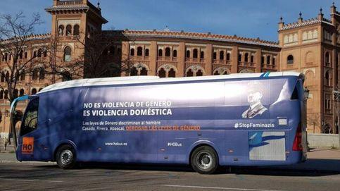 HazteOír se querellará contra el alcalde de Valencia y movilizará más autobuses el 8-M