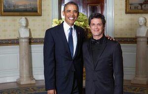 Barack Obama apoya a Alejandro Sanz en su lucha por el Ártico