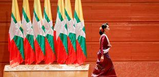 Post de Aung San Suu Kyi, la Premio Nobel de la Paz que está justificando un genocidio