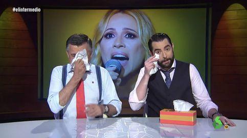 Wyoming y Dani Mateo se mofan de Marta Sánchez, la Beyoncé española