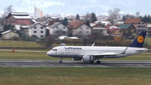 El personal de cabina de Lufthansa amenaza con huelgas tras las fiestas navideñas