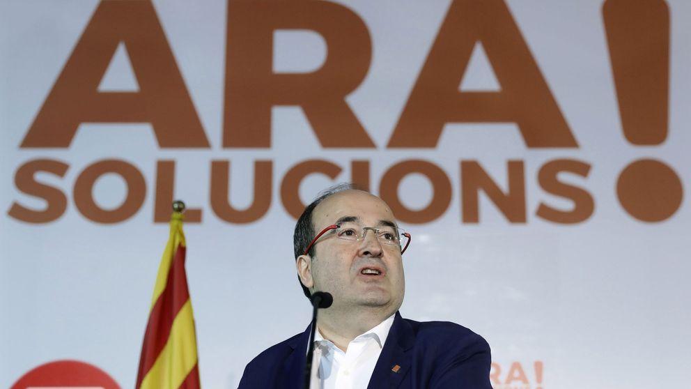 El PSC confía en obtener ventaja de la división del independentismo el 21-D