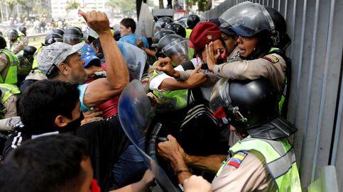 Más de 40 heridos en la manifestación contra el Supremo venezolano, según la oposición