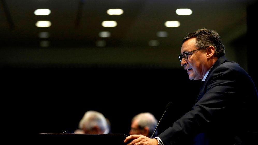 Foto: El presidente de Agbar y vicepresidente ejecutivo de Suez, Ángel Simón