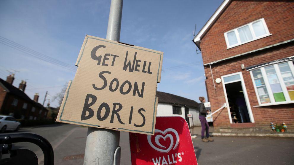 Boris Johnson mejora del Covid-19: sale de cuidados intensivos y seguirá en el hospital