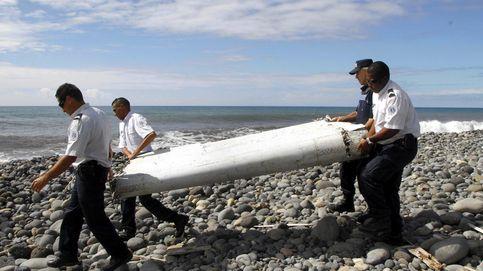 Los restos encontrados pertenecen a un Boeing 777 como el de Malaysia Airlines