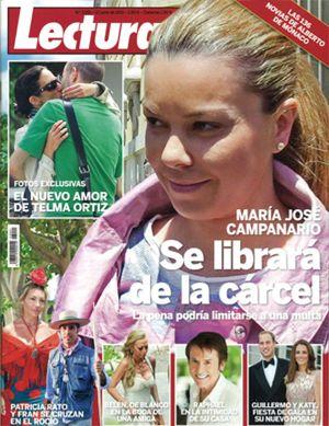 Así se conocieron Telma Ortiz y su novio Miguel