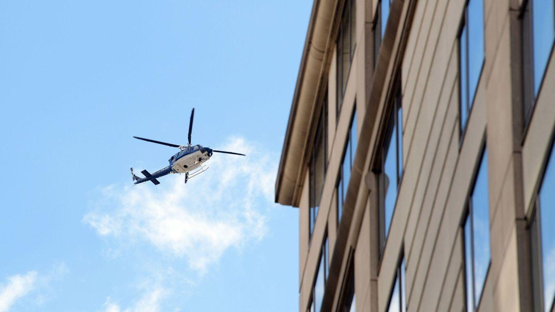 Mueren 3 miembros de la Guardia Nacional de EEUU al estrellarse un helicóptero en NY