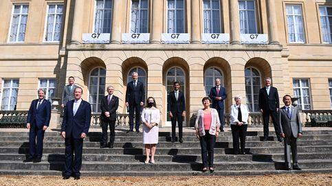 El G-7 alcanza a un acuerdo histórico para reformar el sistema fiscal global