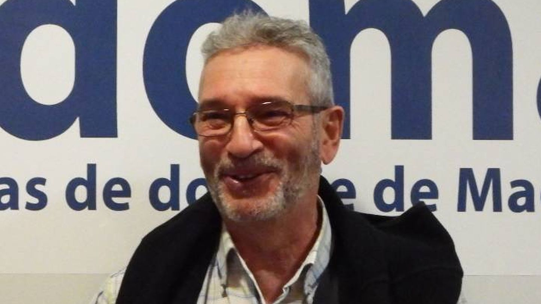Carlos Ysbert, voz de Homer Simpson en España. (Adoma)