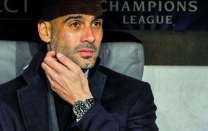 La excelencia exigida a Guardiola se completa eliminando al Madrid